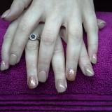 Full set of gel nails